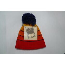 Kyпить  Vintage Wool Pompom Cap By Mountain Lid In Aspen, Co- New Old Stock With Tags на еВаy.соm