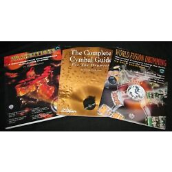 Kyпить World Fusion Drumming w/2 CD~Complete Cymbal Guide 4 Drummer~Transitions, Miller на еВаy.соm