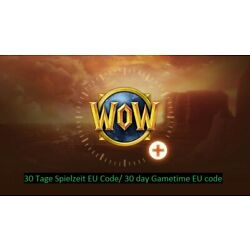 Kyпить WoW 30 Tage Spielzeit EU Code/World of Warcraft 30 day Gametime/Gamecard EU Code на еВаy.соm