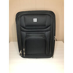 Kyпить Ful Crosby Black 16 Inch Rolling Carry-On Underseat Black на еВаy.соm