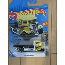 Brand NEW Sealed Hot Wheels, FAST-BED HAULER With Flame Treasure Hunt