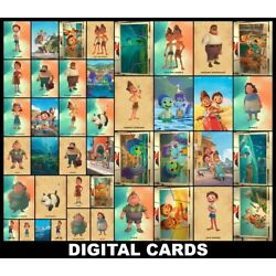 Kyпить Topps Disney Collect LUCA DEBUT COLLECTION [42 CARD FULL (4) SETS] на еВаy.соm