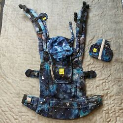 Kyпить Galaxy Dyed Lillebaby    Baby Carrier, Upcycled ♻️ на еВаy.соm