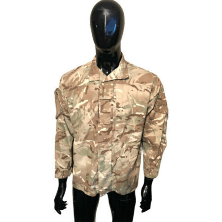 img-Genuine MTP Combat Jacket Insect repellent treated supergrade
