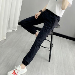 Outdoor Summer Sports Pants Thin Breathable  Women Yoga Running Casual Pants