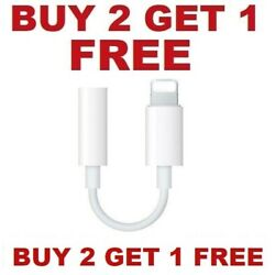 Headphone Adapter Jack For Apple iPhone 3.5mm Aux Cord Dongle