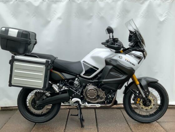 Yamaha XT 1200ZE Super Tenere 2014 Only 12039miles Nationwide Delivery Available