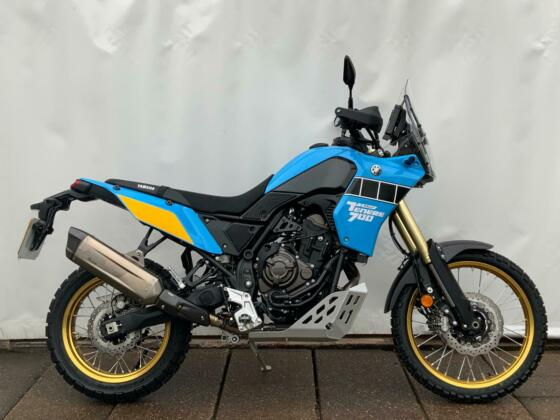 Yamaha Tenere XTZ 700 Rally 2021 Only 53miles! Nationwide Delivery Available