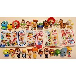 Toy Story 4 Minis Series 1, 2, 3, Special Edition, Andys Toy Chest, Als Toy Barn