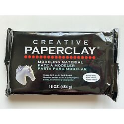 Creative Paperclay Air Drying Clay Large 16 oz New Sealed