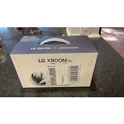 LG XBOOM Go PL5 with Meridian Bluetooth Portable Speaker BRAND NEW