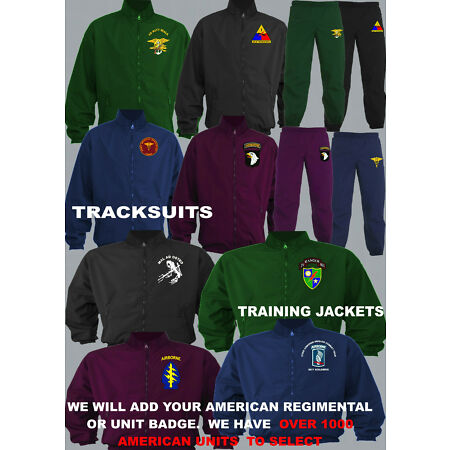 img-UNITS 17TH TO 55TH AMERICAN ARMY NAVY AIR FORCE MARINES SEALS TRAINING JACKET