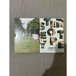 STAYC STEREOTYPE OFFICIAL ALBUM + SIEUN FOLDLED POSTER
