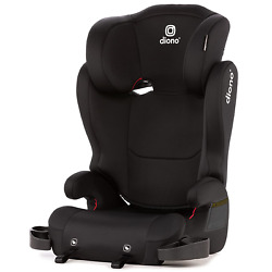 Diono Cambria 2 Latch, 2-in-1 Belt Positioning Booster Seat, High-Back - BLACK