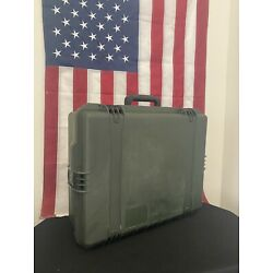 Green Pelican Storm iM2700 Protector Case 25 x 20 x 9 -- Free Shipping-