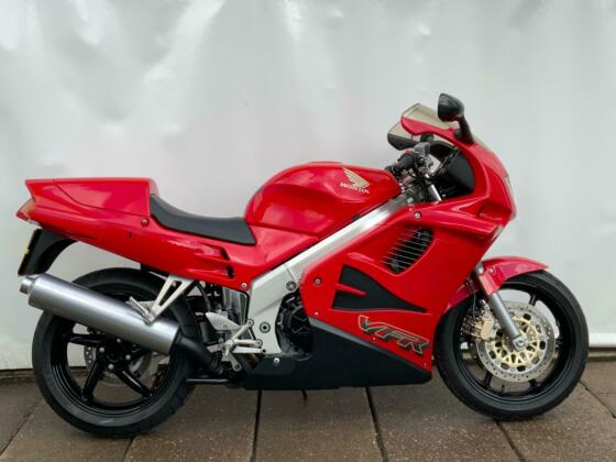 Honda VFR750 748cc F-T 1996 RC36 Only 8410miles Nationwide Delivery Available
