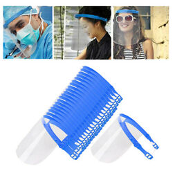 20Pcs All-Round Full Face Shield Cover Anti-splash Protector Kitchen Gadgets