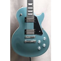 Epiphone by Gibson Inspired by Gibson Les Paul Modern Faded Pelham Blue #GGdl4