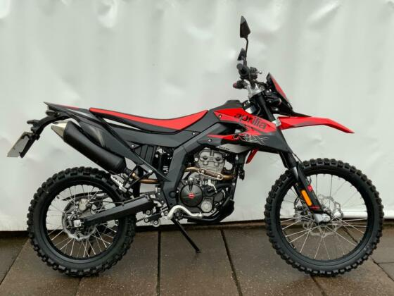 Aprilia RX 125 Enduro 2019 Only 2057miles Nationwide Delivery Available