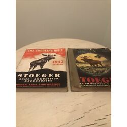 Shooter's Bible Hunting Catalogs 1942 & 1946 Edition  Trigger Time  With Moose