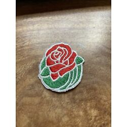 Rose Bowl Patch Iron On Rare 2  Game Jersey Trucker Hat Hipster Football NCAA