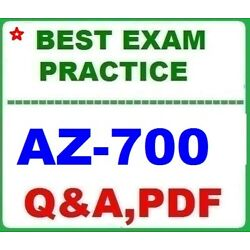 AZ-700 Designing and Implementing Networking Solutions BEST EXAM Q&A