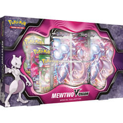 POKEMON MEWTWO V-UNION SPECIAL COLLECTION - Factory Sealed