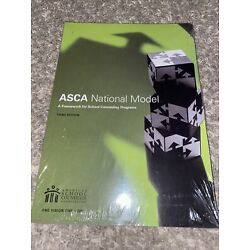 ASCA National Model A Framework For School Counseling Programs 3rd Edition