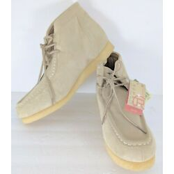 Roper Men's Sand Brown Suede Gum Sole Chukkas Ankle Boots Shoes NWT Free Ship