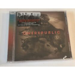 One Republic Native Cd New Has Small Hole And Crack On Case See Photos