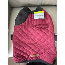 Eddie Bauer PETRAGEOUS Dog Jacket Size Large New with Tag
