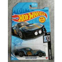 2021 Hot Wheels Muscle And Blown ROD SQUAD 5/5