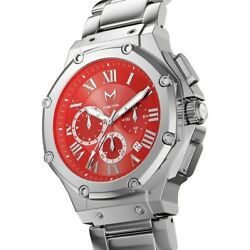 Meister - MSTR - Men s Watches - Varsity Red Ambassador 1 Of 100 Limited Edition