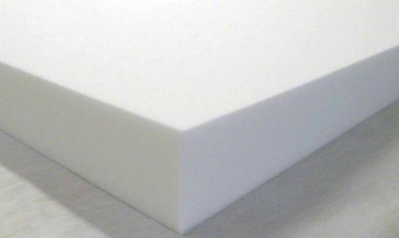 Polyurethane Foam Mattress : Quot thick single size polyurethane foam bed mattress