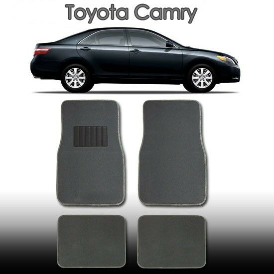 2000 2001 2002 2003 2004 for toyota camry floor mats ebay. Black Bedroom Furniture Sets. Home Design Ideas