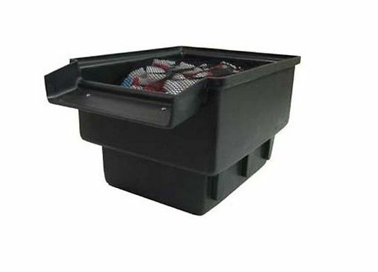 Easypro wf10e prelude waterfall filter box pond biofilter for Biological filter box