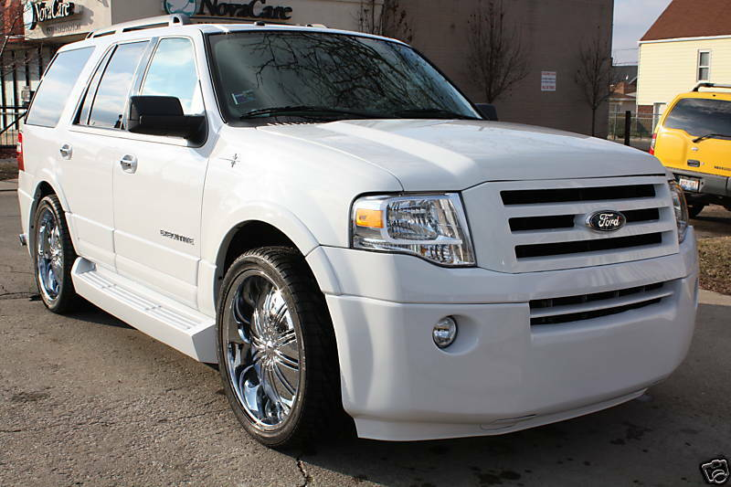 Ford expedition 2007 apps directories