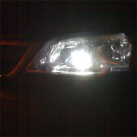 Seat Arosa Cordoba Inca Ibiza White Led Sidelight Bulbs