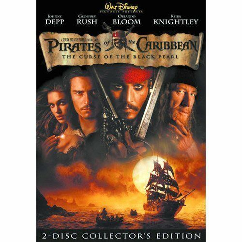 Disney Doppelgangers Pirates Edition: Pirates Of The Caribbean DVD 2 Disc Collectors Edition