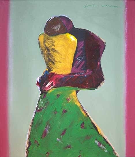 Fritz Scholder Paintings For Sale