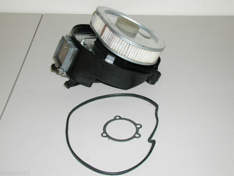 Evo Air Cleaner : Harley davidson evo air cleaner housing bottom filter ebay