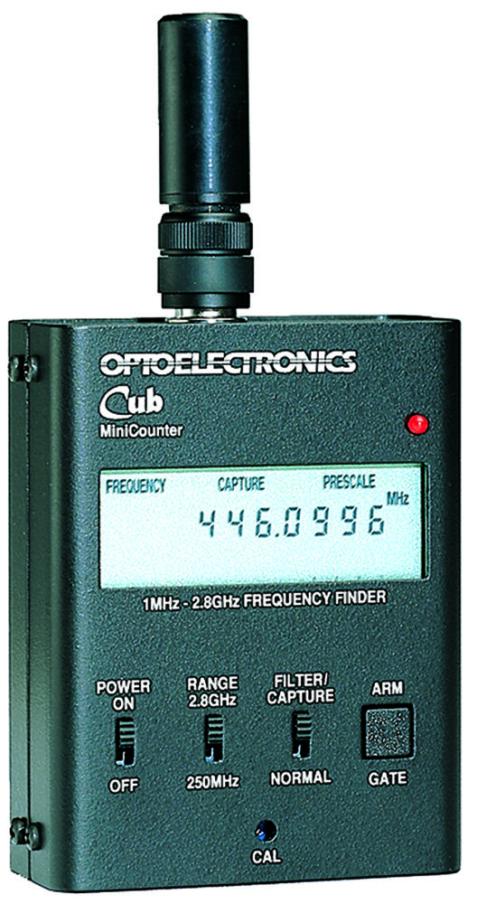 Photo Eye Frequency Counter : Optoelectronics cub frequency counter brand new ebay