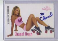 2004 Benchwarmers  Chanel Ryan  Autograph
