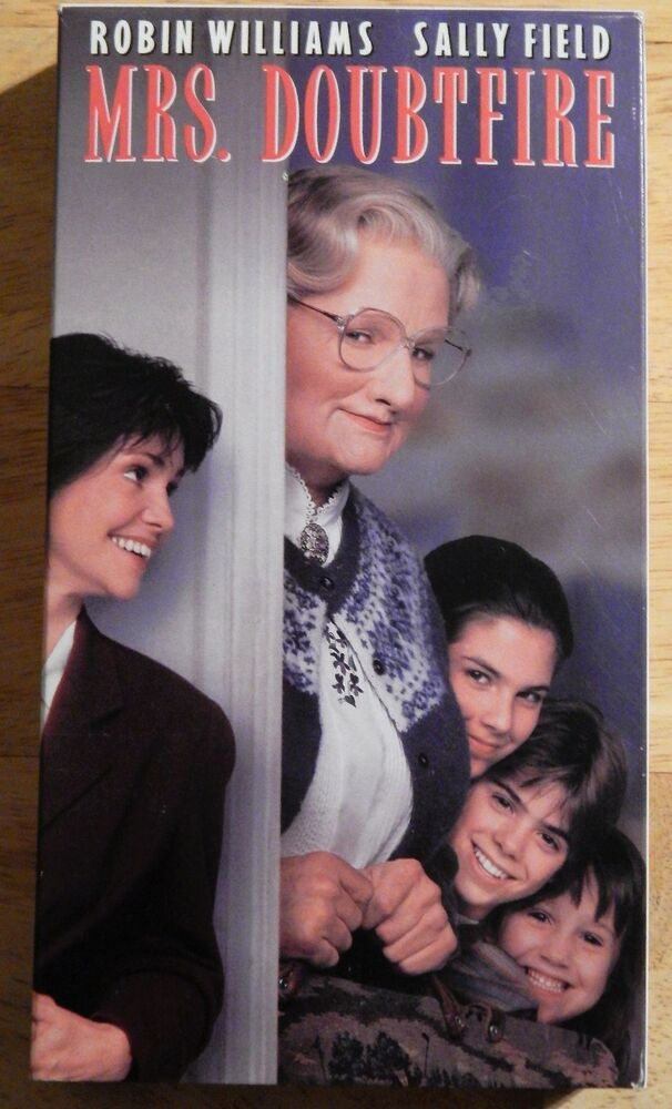 """""""mrs doubtfire"""" summary Estranged dad (robin williams) plays nanny to be with his kids."""