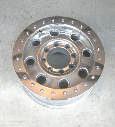 Ford 18 x 8 5 simulated beadlock wheels ebay for How much does it cost to list on ebay motors