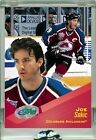 2001 JOE SAKIC ETOPPS IN-HAND CHROME-LIKE