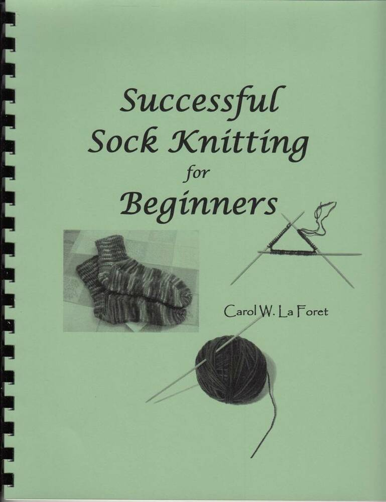 Knitting History Facts : Successful sock knitting for beginners new easy how to