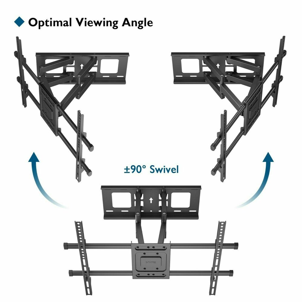 tv wall bracket mount swivel tilt for brand 32 55 led lcd 3d plasma cantilever ebay. Black Bedroom Furniture Sets. Home Design Ideas