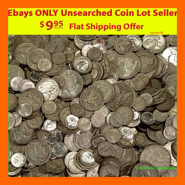 unsearched coins