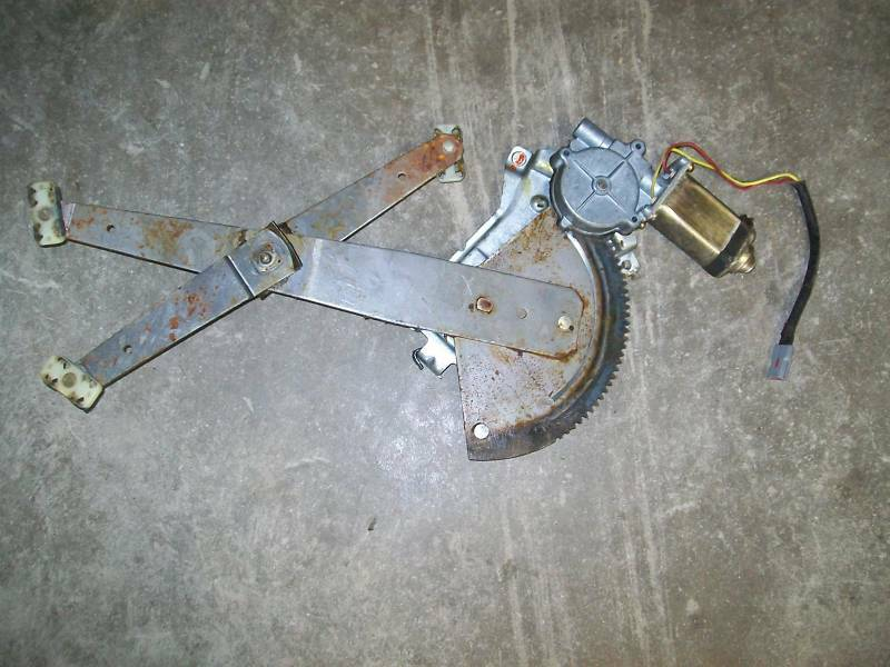 91 94 ford explorer rh ft door window regulator motor ebay for 2001 ford ranger window regulator